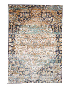 Made In Turkey 5x7 Amelia Medallion Rug