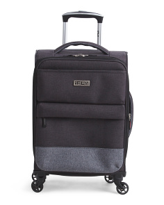 20in Midnight Softside Spinner Carry-on