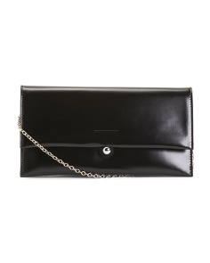 Ball Clutch With Chain Strap