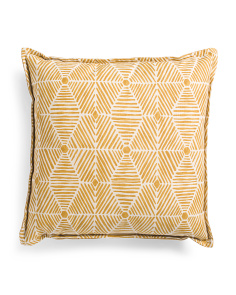 22x22 Henni Medallion Pillow