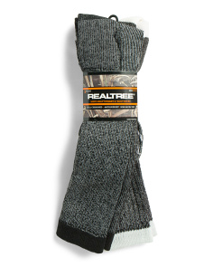 2pk Heavy Weight Boot Socks