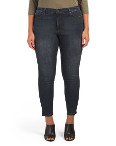 Plus Soho High Rise Skinny Jeans