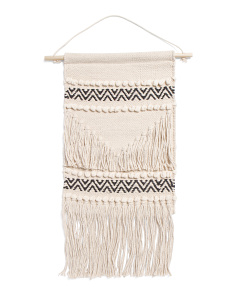24in Macrame Wall Hanging