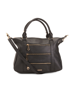 Bag With Removable Crossbody Strap