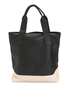 Francesca Large Soft Washed Tote