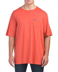 Big & Tall New Bali Skyline Pima Cotton Top