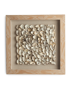 Oyster Shell Wall Art