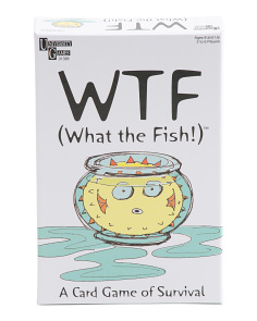 What The Fish Game