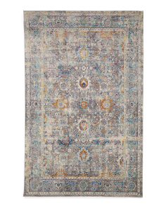 Made In Turkey Mystique Transitional Area Rug