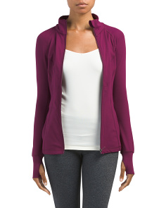 Yoga Full Zip Jacket