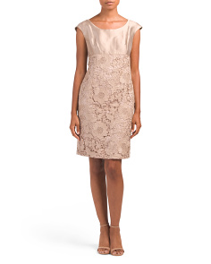 Petite Melita Lace Dress