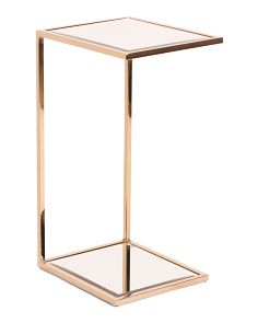 Alice Mirrored C Table