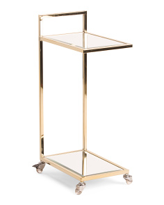 Mobi Mirrored C Table