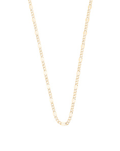 Made In Italy 14k Gold Petali Necklace