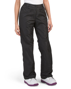Ladies All Weather Snow Pants