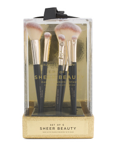 Sheer Beauty Matte Set Square Base
