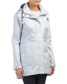 District Long Rain Shell Jacket
