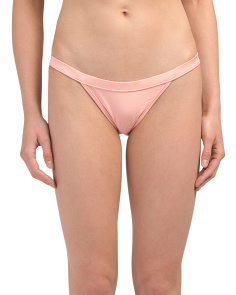 Rose String Bikini Bottom
