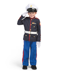 Kids Marine Costume