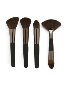 Professional 4pc Make Up Brush Set