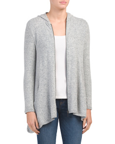 Dream Soft Slouchy Hooded Top