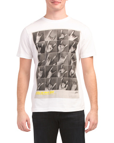 Graphic Front T-shirt