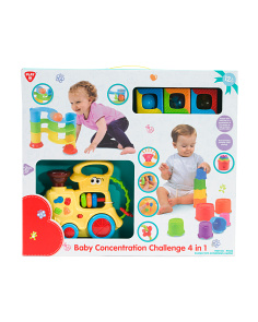 4-in-1 Concentration Challenge Set