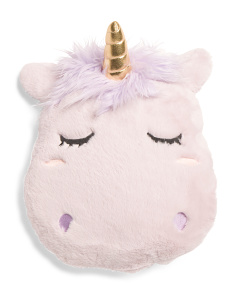Soft Unicorn Pillow