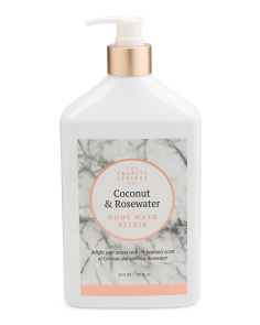 Coconut & Rosewater Body Wash