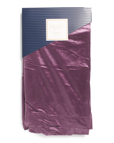 38x84 Set Of 2 Luxe Velvet Curtains