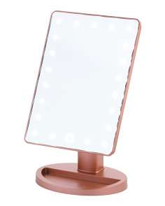 Touch Dimmable Led Makeup Mirror