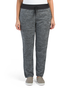 Plus Active  Hacci Jogger Pants