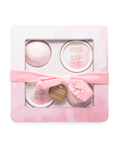 Australian Designed Rose & Almond Gift Set