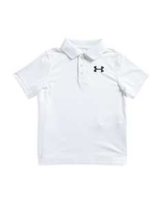 Boys Matchplay Short Sleeve Polo