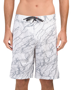 Reblek Printed Boardshorts