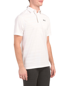 Coolswitch Jacquard Polo