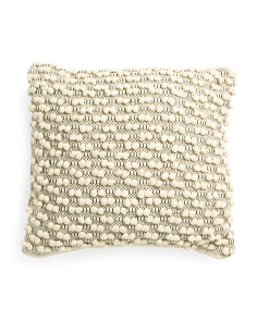 Made In India 20x20 Pillow