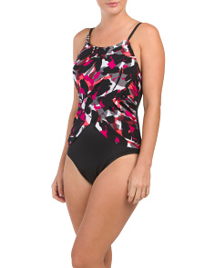 Brush Off Lisa One-piece Swimsuit