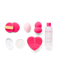 Sponge Cleanser Set