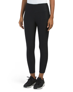 Tummy Control V-back Seam Leggings