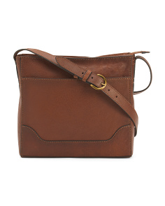 583960de67b6 Leather Messenger Crossbody Leather Messenger Crossbody