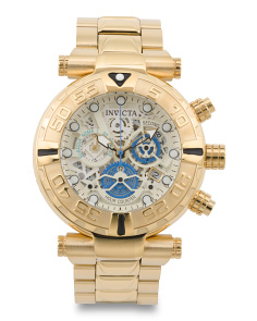Men's Chrono Subaqua Bracelet Watch