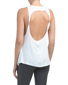 Twist Open Back Tank