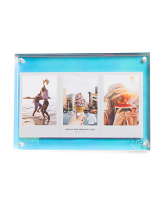 7x5 Iridescent Chunky Magnetic Frame