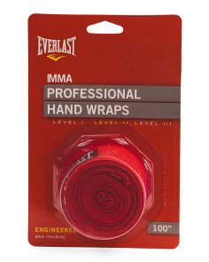 100in Mma Professional Hand Wraps