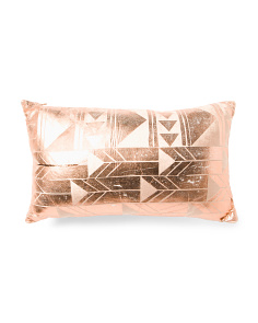 Made In India 12x20 Printed Pillow