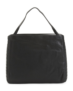 Dillan Leather Hobo
