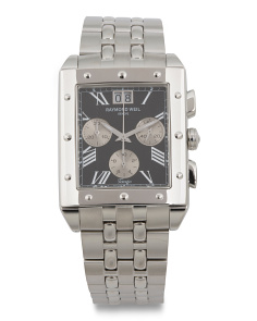 Men's Swiss Made Tango Bracelet Watch