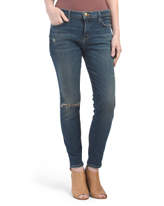 Made In Usa The Stiletto Skinny Jeans