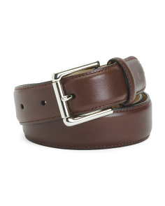Colebrook Leather Belt